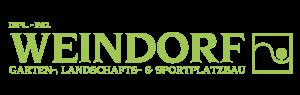 Dipl.- Ing. Frank Weindorf Garten-, Landschafts- & Sportplatzbau Logo
